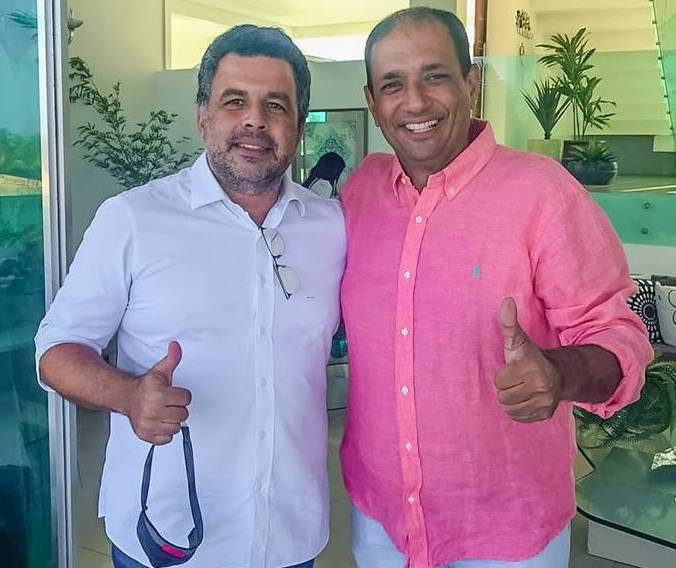 MARÃO E NETO CHAVES CONFIRMAM CONSTRUÇÃO DO SHOPPING JEQUITIBÁ ILHÉUS