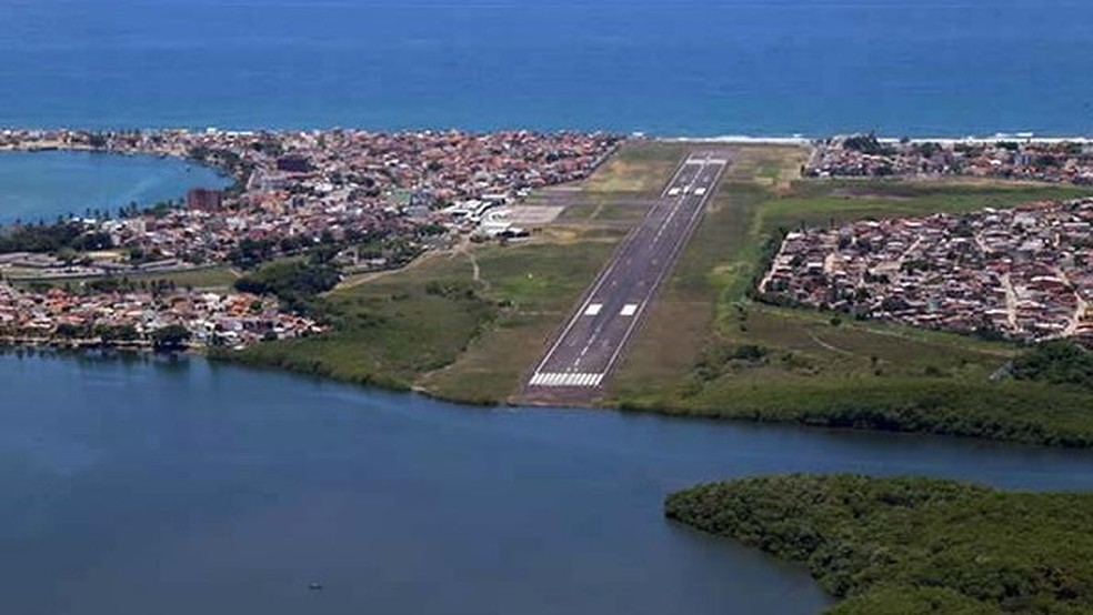 Pista do Aeroporto de Ilhéus passará por avaliação técnica para melhorias.